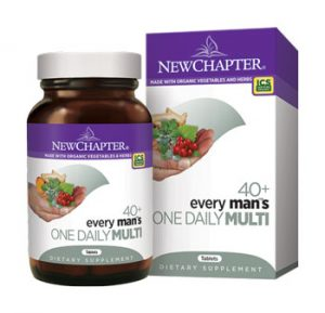 NewChapter Mens 40 Multivitamin