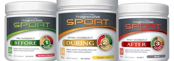 New Product: Progressive Sport