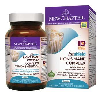lions mane complex