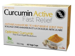 AOR curcumin active in Calgary