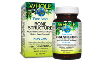 whole earth and sea - bone structure