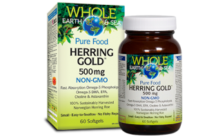 whole earth and sea - herring gold