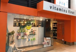 vitamins first downtown Calgary