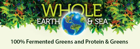 Whole Earth and Sea - Featured company for March