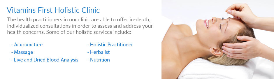 holistic clinic services calgarty