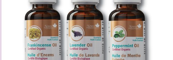 Newco Natural Technology Organic Oils