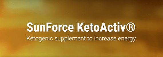 KetoActiv Powder by Sunforce - Now Available in Calgary!