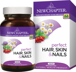 new chapter - perfect hair skin nails