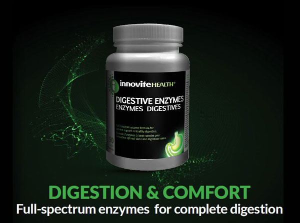 Innovite Health - Digestive Enzymes