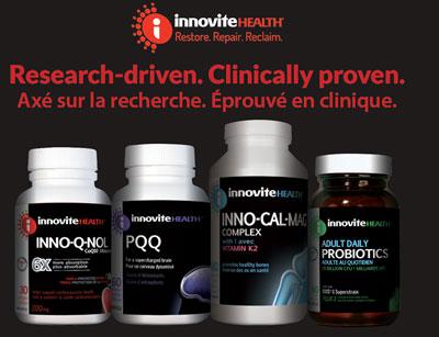 innovite nutritional supplements