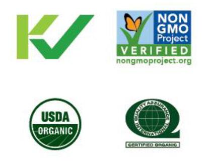 organic supplement certifications