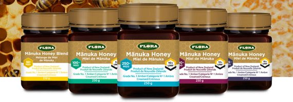 Unpasteurized Manuka Honey by Flora