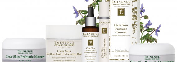 Eminence Organic Skin Care:   Farm to Face Beauty