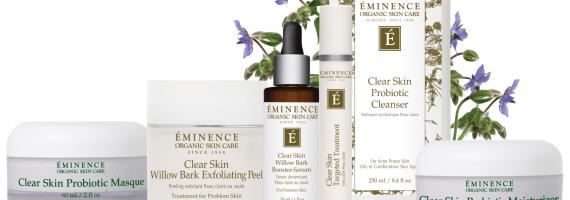 Eminence Organic Skin Care:   Farm to Face Beauty